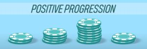 Positive Progressions in Roulette